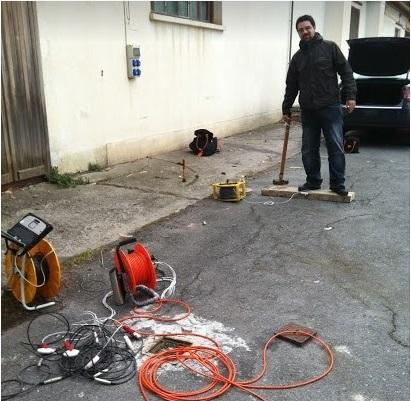 rilevazione Downhole a Sanremo