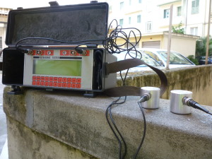 ultrasonic tester