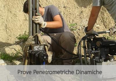Prove penetrometriche dinamiche